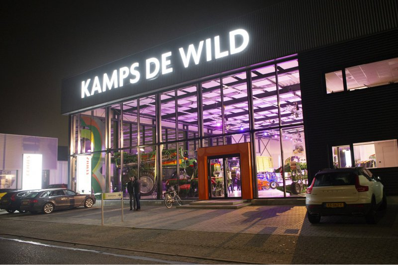 Happy Hour november 2019 Bedrijfsbezoek Kamps de Wild