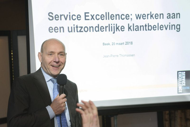 Happy Hour maart 2018, Service Excellence